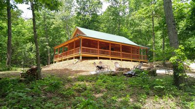 Photo for 2BR Cabin Vacation Rental in Compton, Arkansas