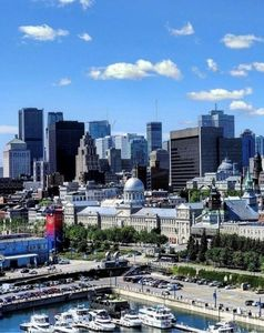 Explore the Best of Montreal Downtown Gym + Rooftop +Parking