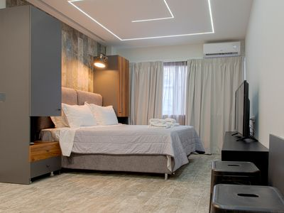 Photo for Kouros Suite - Stylish & Modern in the Centre of Athens