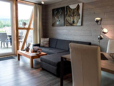 Photo for Superior Apartment 12 with Sauna - City Chalet