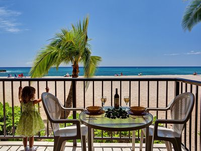 Photo for Beautiful, Remodeled First Floor Condo: 3 Steps to the Beach (HP104)
