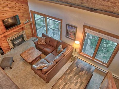 Photo for Spacious 2BD Condo w. Loft, Close to Everything! Pool and Hot Tub Access!