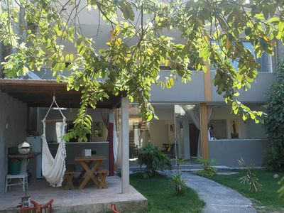 Photo for Casa dos Casais, 3 Modern Suites, Private, Loc in the Center 400m from the Beach