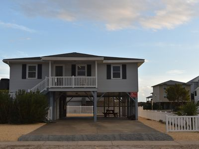 Photo for QUICK Summer is booking fast! Ocean view!  just across from beach