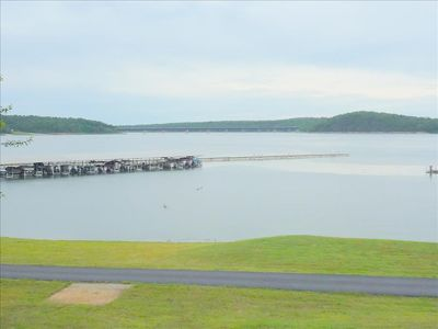 Photo for ON THE WATER! Welcome to Lake Norfork at Henderson Arkansas! Spacious 4 bedroom 2 bath sleeps 12 !