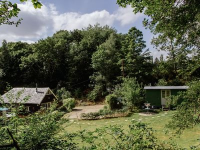 Photo for Set in quiet woodland Souters is an ideal base from which to explore area