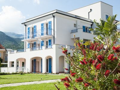 Photo for Modern apartment located in a residence with many facilities with a private beach.