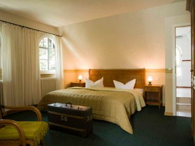 Photo for Double room north side - Hotel Hiddensee Hitthim