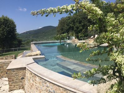 Photo for Luxury apartment in Antico Borgo Toscano near San Gimignano and Volterra