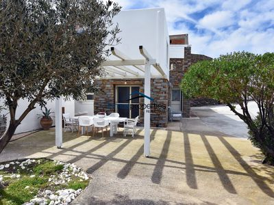 """Photo for The """"Spacious Modern Kastellakia House"""" only a 2 minute drive from Koundouros"""