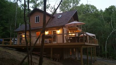 Photo for New Home New listing Lake George Deck House!