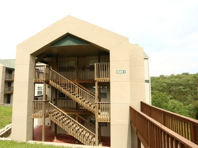 Photo for Branson Condo Rental   Eagles Nest   Indian Point   Silver Dollar City   Walk-in (061603)