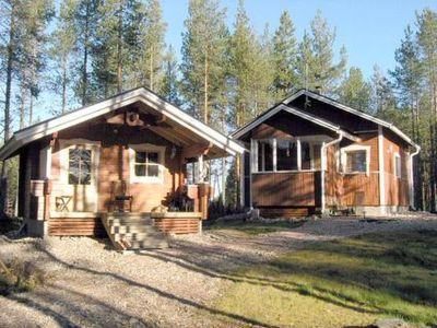 Photo for Vacation home Eemeli in Pudasjärvi - 4 persons, 1 bedrooms