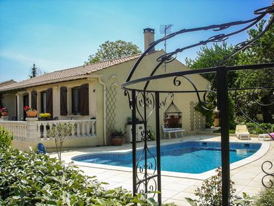 Photo for SPECIAL OFFER Nice quiet villa with private swimming pool near Pezenas