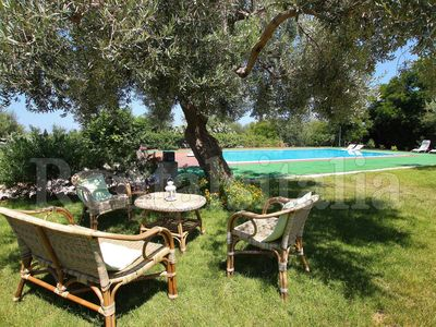 Photo for Villa Olive, Independent Villa, Private Pool, large Garden, near Palermo &Cefalù
