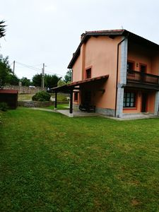 Photo for Cozy and bright Asturian house in Llanes, near the town and beaches