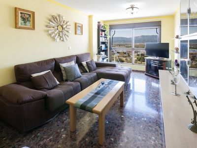 Photo for MELODIA - Apartment with balcony in Playa Cullera.