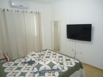 Photo for South Coast APARTMENT IN VILA GUILHERMINA, with Wi-Fi