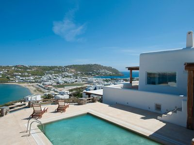 Photo for Villa Ester by Mykonos Pearls