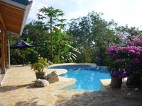 Beautiful property in a great location. It was perfect for a beautiful beach vacation.