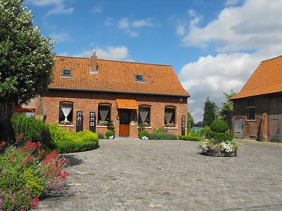 Photo for Vacation home La Ferme de Gabrielle  in Le Bizet, Waals Brabant - 8 persons, 2 bedrooms