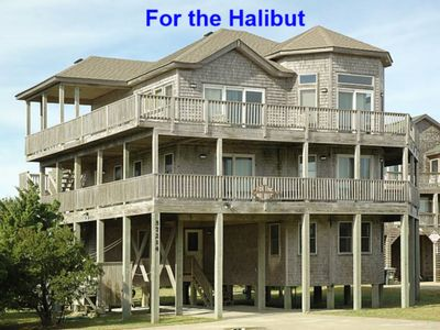 Photo for For The Halibut, Well Equipped Oceanside Home, Short Walk To Beach, Pool Access