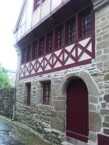 Photo for Charming apartment on the 1st floor, St Goustan port of Auray.