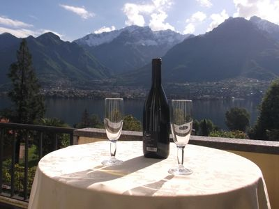Photo for Holiday apartment Oliveto Lario for 1 - 5 persons - Holiday apartment