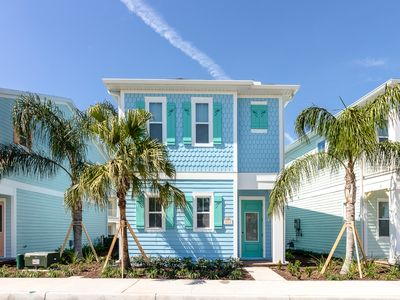 Photo for 3012 Salted Rim Road: 3 BR / 3 BA home in Kissimmee, Sleeps 8