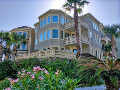Photo for New Listing -Second Row With Ocean View Sleeps 22 In Beds