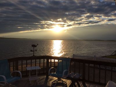 Photo for LAST END OF SUMMER /LABOR DAY WEEK SAG HARBOR SPECTACULAR RENTAL ON THE BAY!