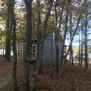 Photo for Cottage featuring a Screened Porch overlooking the Water