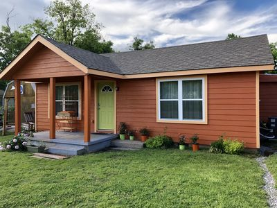 Photo for The Pumpkin Cottage! Sleeps 10 - EZ 1 mile to Ft. Sill
