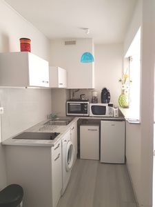 Photo for Studio SAINT CYPRIEN. 100m from the BEACH - secure private parking - 4 people