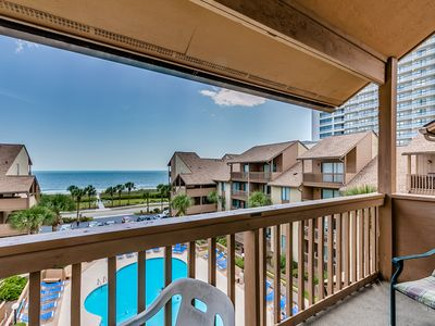 Photo for Large Family Friendly Condo- Beautiful Views of the Pool, Courtyard and Ocean
