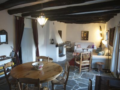 Photo for Holiday Berber House in Capileira -Beautiful Views of the Poqueira gorge bellow