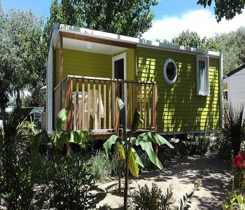 Photo for Camping Le Bois Verdon *** - Mobile Home O'HARA 3 Rooms 2/4 People