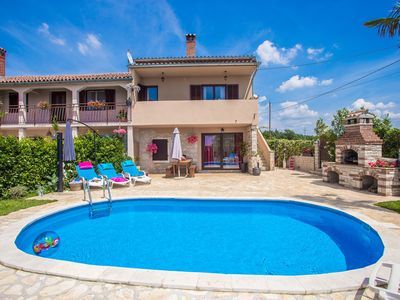 Photo for Holiday house Marinela with Private Pool and Fenced Garden