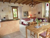 Lovely old French cottage, with great huge fire place