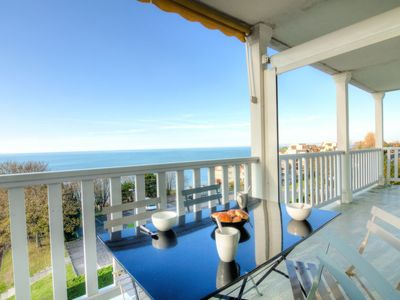 Photo for 2 bedroom Apartment, sleeps 5 in Trouville-sur-Mer with WiFi
