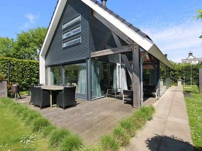 Photo for Scalde oort 24 modern villa near the beach and North Sea