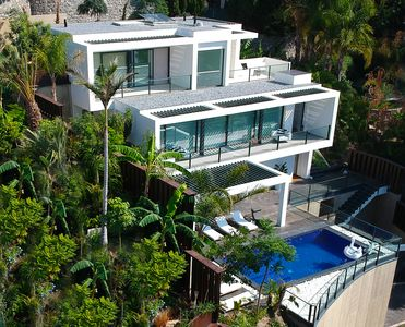 Photo for NEW CONTEMPORARY LUXURY MEDITERRANEAN VILLA OVERLOOKING LA HERRADURA BAY