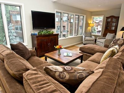 Photo for Gorgeous 4-Bedroom Condo With Great Views From Rooftop Deck
