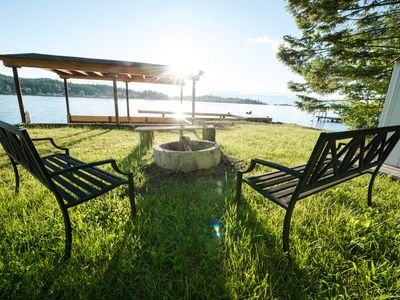 Photo for Terraced Treasure, Perfect Location for your Family Vacation on Flathead Lake