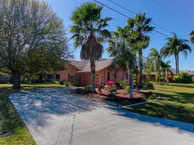 Photo for SW Cape Coral | Freshwater | Including pool table, 4 bikes and in a quiet neighborhood