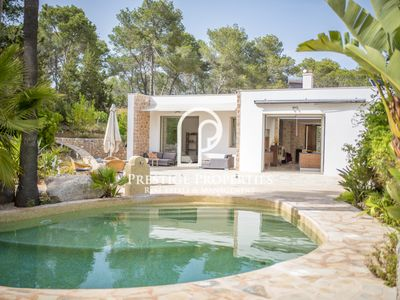 Photo for CAN MANGO - Villa for 10 people in Sant Llorenç de Balafia