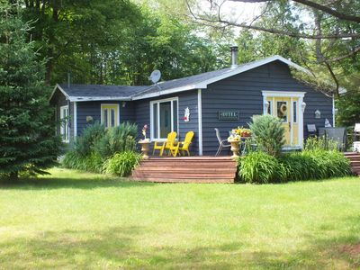 Photo for Relax in the tranquil natural settings of the Bonnechere Valley .
