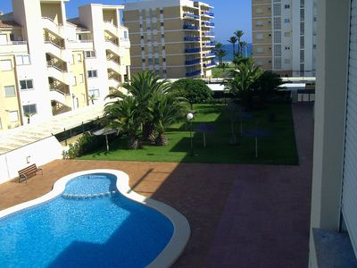 Photo for Apartment in Denia 1st Line with Pool