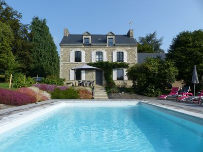 Photo for 4BR House Vacation Rental in Guénin, Bretagne