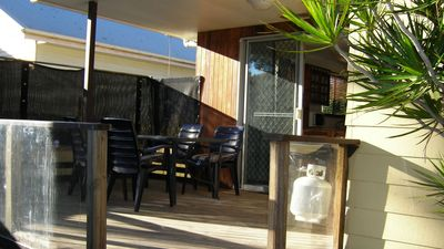 Photo for Unwind with easily accessible natural wonders and cool shops in Wynnum & Manly